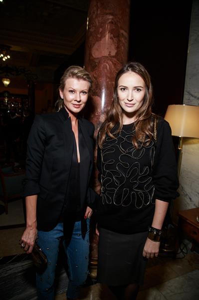 Виктория Борисевич и Екатерина Затекина