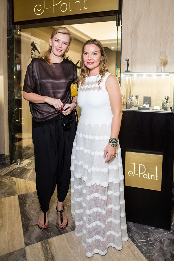 Марианна Сардарова и Марина Костина