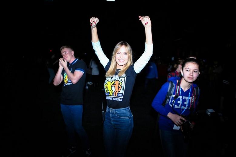 Глюк'оZа организовала четвертый благотворительный танцевальный марафон «Лучшие друзья».