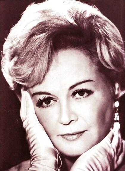 Татьяна Кирилловна Окуневская (1914 – 2002) - российская актриса.