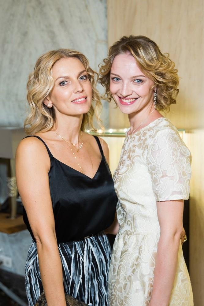 Анастасия Рагозина и Екатерина Вилкова