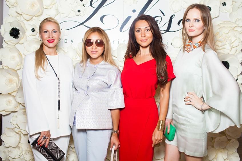 Екатерина Одинцова, Евгения Ким, Марина ДеГоль и Светлана Королева