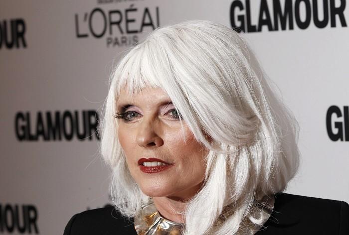 Певица и актриса Дебби Харри (69)