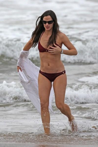 Актриса Дженнифер Гарнер, 43