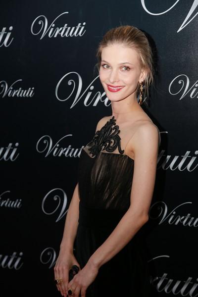 Светлана Иванова в платье Yanina Couture