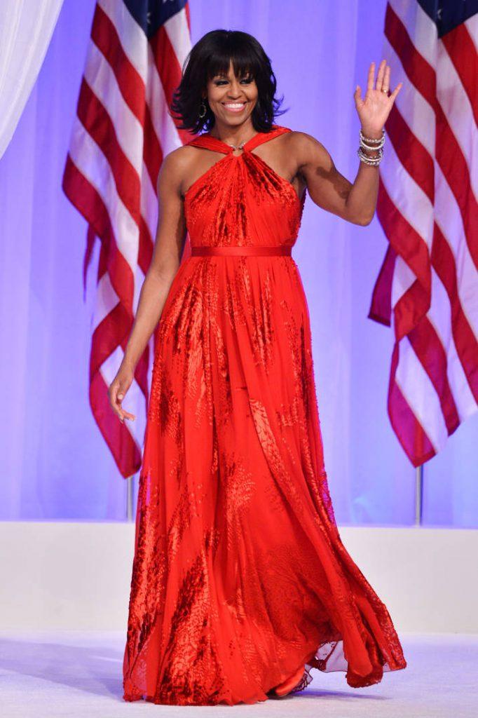 Первая леди США Мишель Обама (51), 180 см