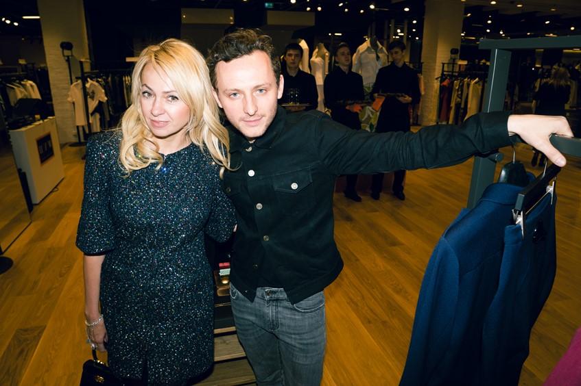 Яна Рудковская и Андрей Артемов