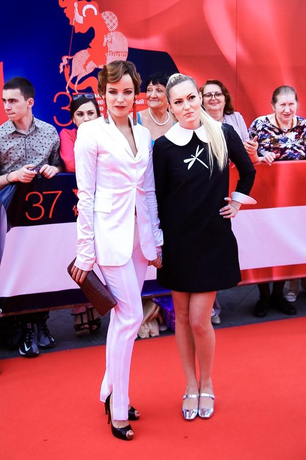 Ольга Зайцева и Рената Пиотровски