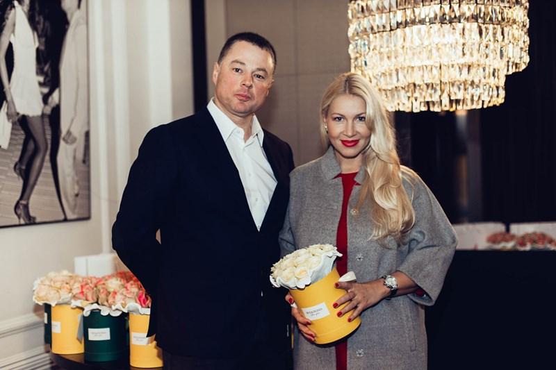 Михаил Тревгода и Екатерина Одинцова