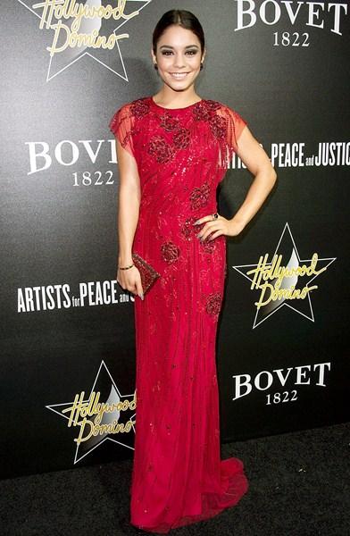 Актриса Ванесса Хадженс, 26