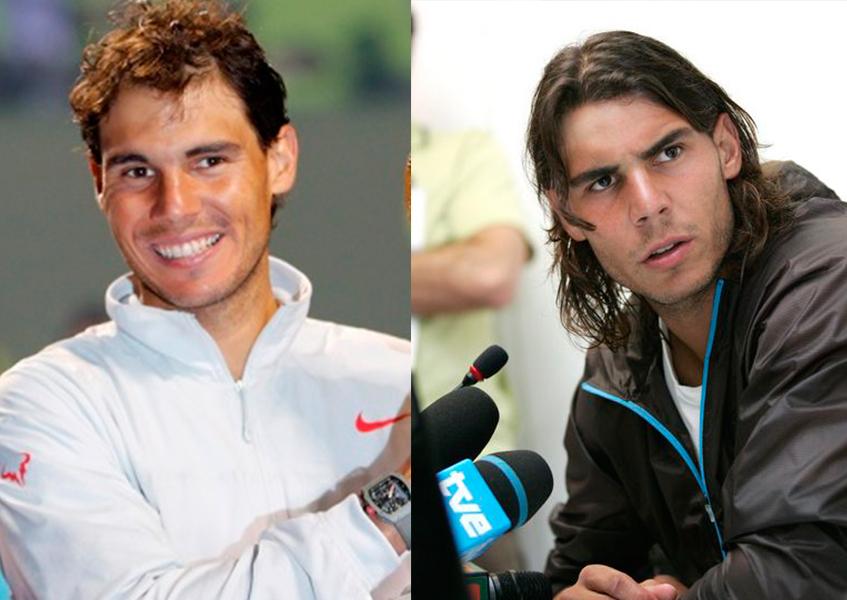 Теннисист Рафаэль Надаль, 29