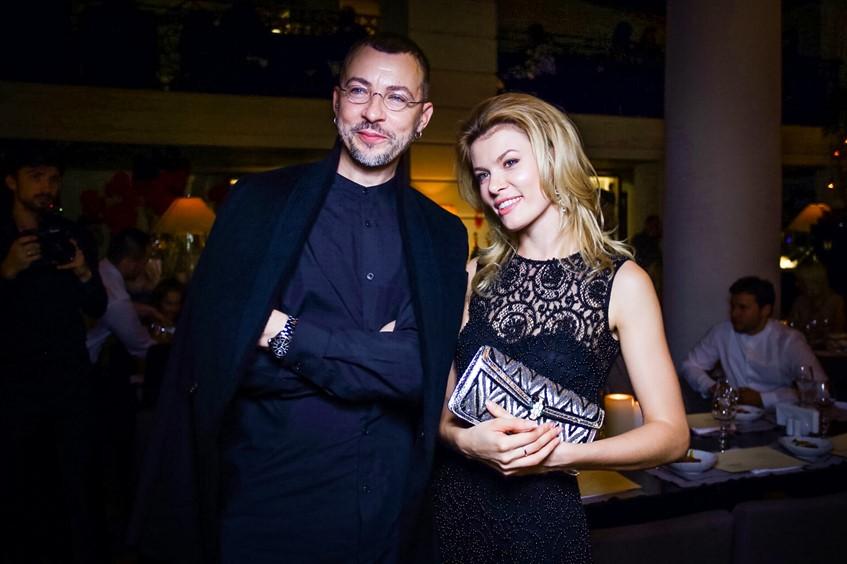 Андрей Шилков и Анна Скиданова