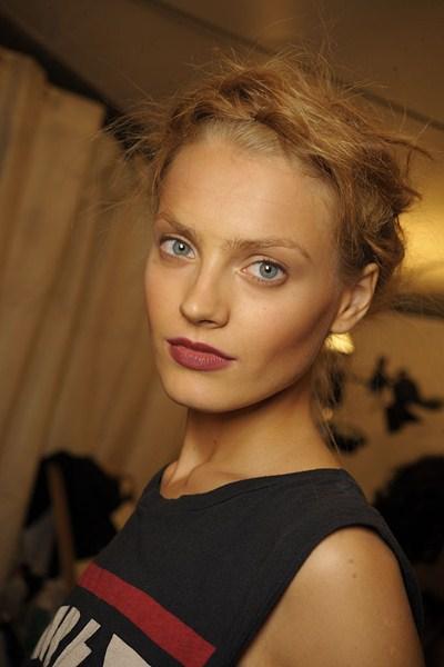 Модель Анна Ягодзинска, 27