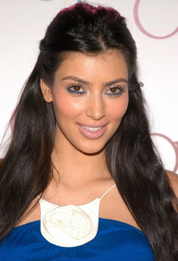 Ким Кардашьян (34) перепутала веко