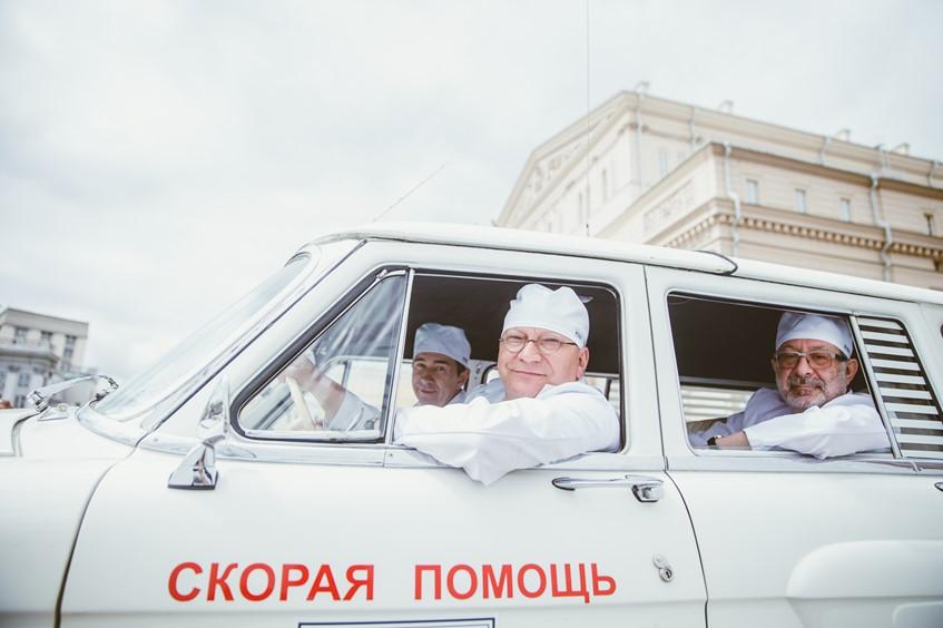 Валерий Сюткин, Игорь Угольников и Евгений  Маргулис