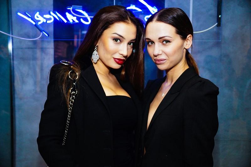Карина Исмаилова и Влада Покровская