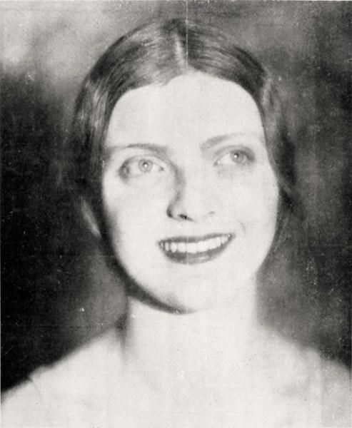 Марина Шаляпина, 1931 год