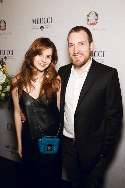 Юлия Прудько и Алекс Орлов