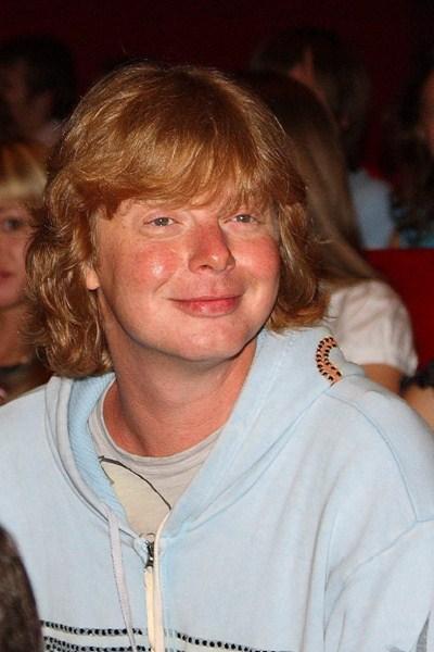 Солист группы «Иванушки International» Андрей Григорьев-Аполлонов, 44