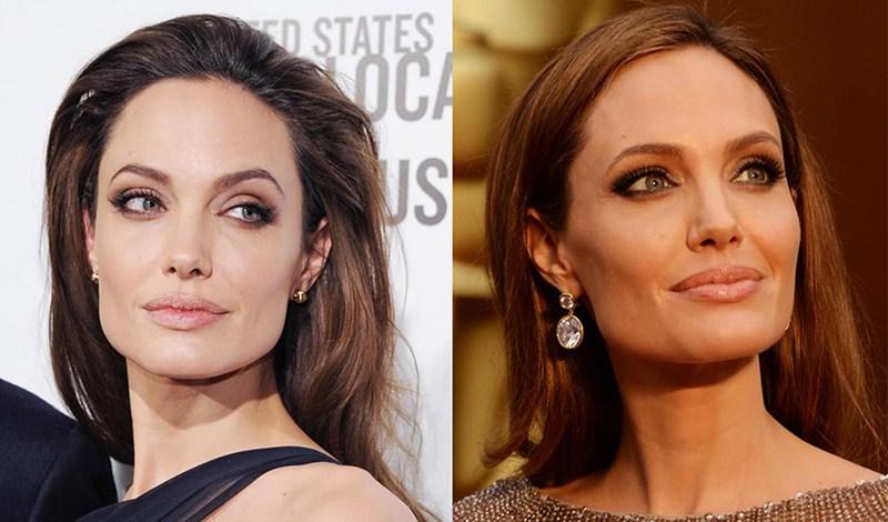 Актриса Анджелина Джоли, 39