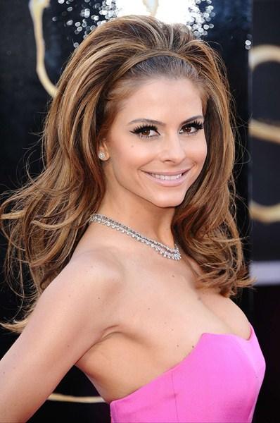 Американская телеведущая Мария Менунос, 36