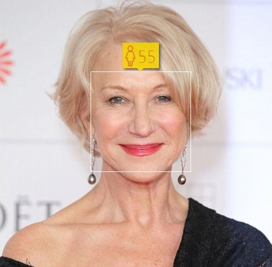 определяет возраст по фото