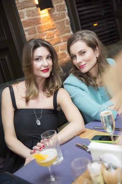Екатерина Крутицкая и Светлана Ермакова
