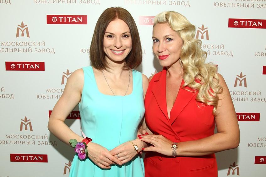 Ирина Лачина и Екатерина Одинцова