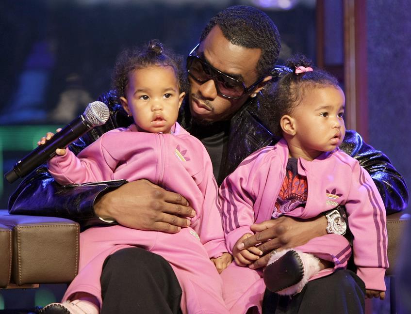 ДиЛайла (9) и Джесси(9) – эти малышки известного рэпера Пи Дидди (45) и Ким Портер (43) появились на свет в 2006 году