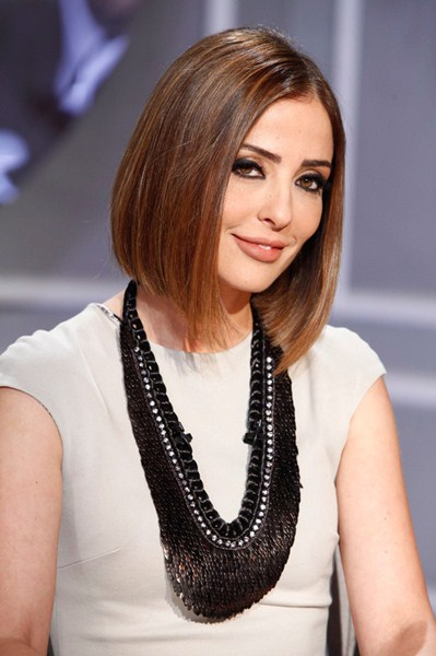 Египетская телеведущая Вафаа Килани