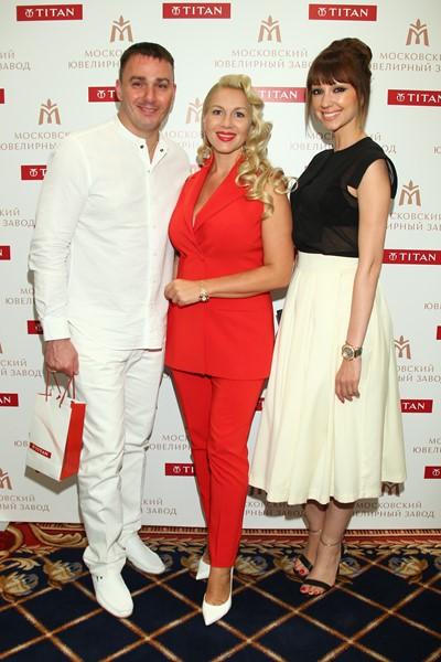 Кирилл Андреев, Екатерина Одинцова и Согдиана