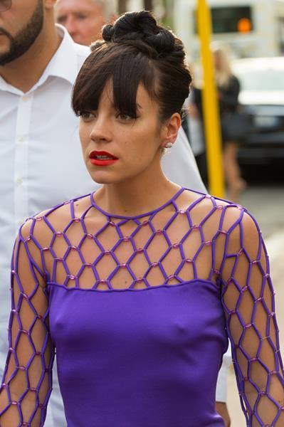 Лили Купер (29), певица, актриса и филантроп