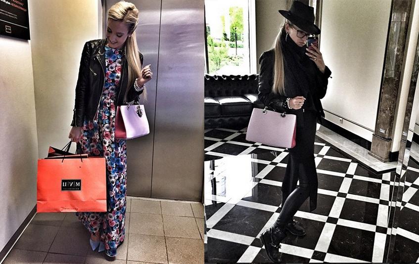 Ольга Бузова хвасталась своим шопингом и его результатами.