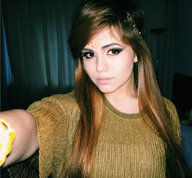Тамара Дзуцева [18] – осетинка.