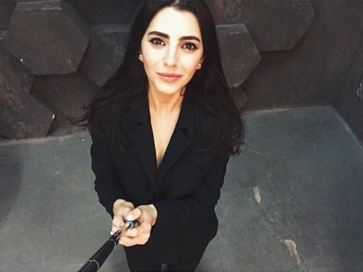 Камила Григорян [24] – армянка.