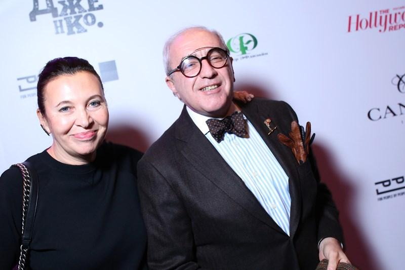 Марина и Александр Добровинские