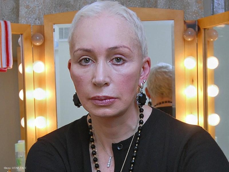Татьяна Васильева (67)- советская и российская актриса театра и кино.