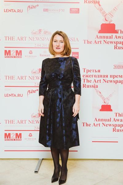 Инна Баженова