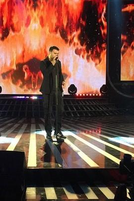 Эмин Агаларов выступал в Албании на X-Factor