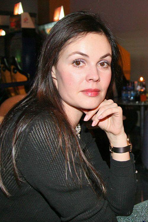 Журналист и телеведущая Екатерина Андреева (53)