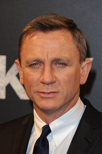 Актер Дениел Крейг, 47