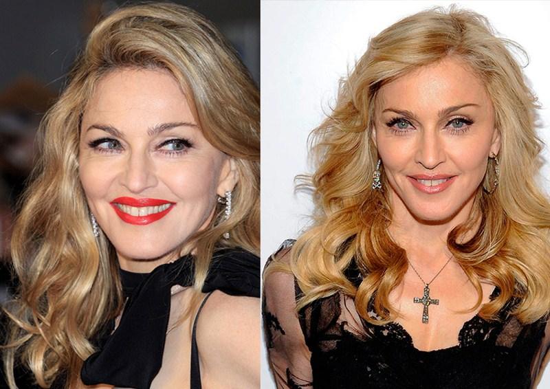 Певица Мадонна, 56