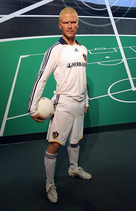 Дэвид Бекхэм (39), английский футболист