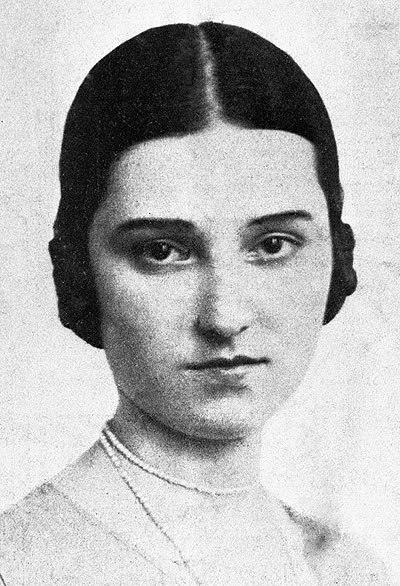 Ирина Венцель, 1930 год