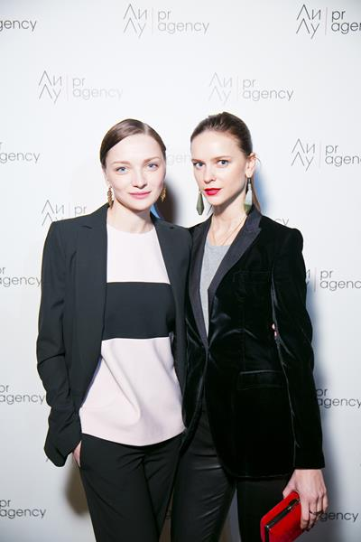 Екатерина Вилкова и Ксения Князева