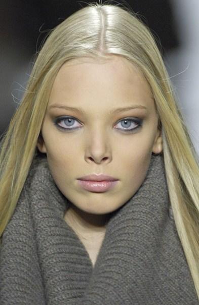 Татьяна Дягелева (23) - супермодель.