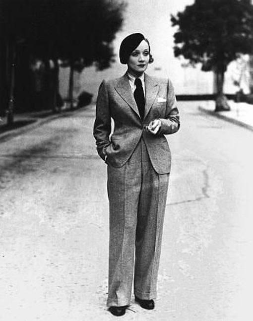 Актриса Марлен Дитрих (1901-1992)