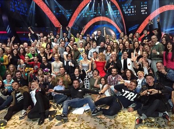 Светлана Иванова с Евгением Папунаишвили вышли в финал проекта «Танцы со звездами»: они заняли 3-е место.