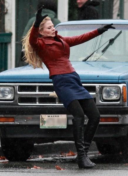 Актриса Дженнифер Моррисон, 36