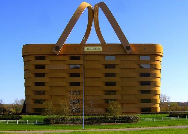 Здание-корзина (Огайо, Соединенные Штаты).